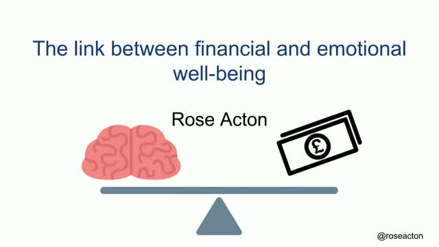 The link between financial and emotional wellbeing