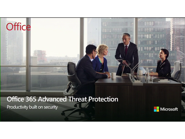 Help secure your mailbox with Office 365 Advanced Threat Protection