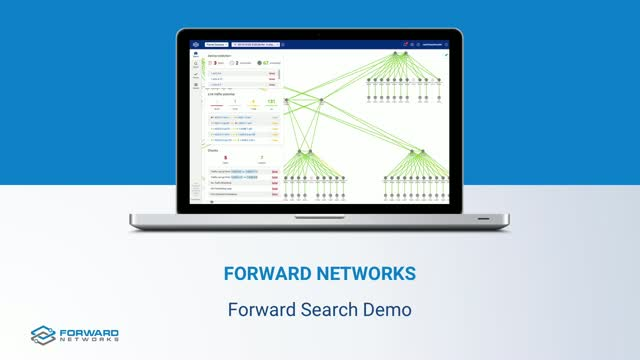 Forward Networks Search Demo