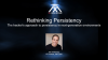 Threat Hunting Series: Rethinking Persistency