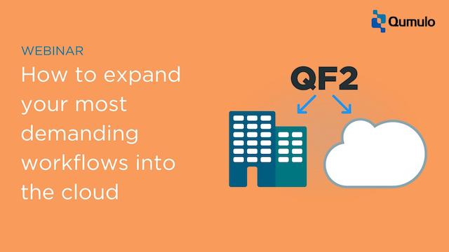 How to expand your most demanding workflows to the cloud