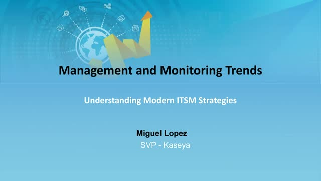 Key ITSM Management & Monitoring Trends and Why You Should Adopt Them
