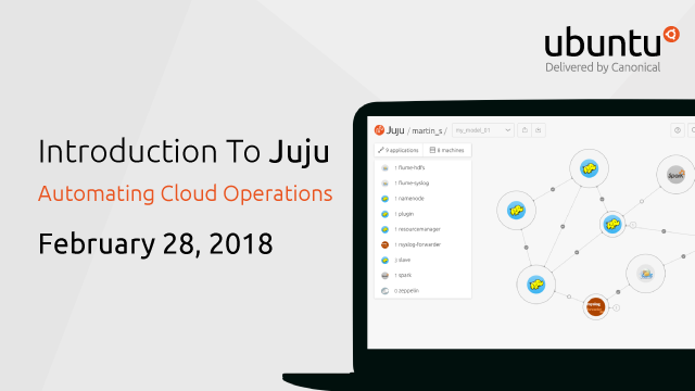 Introduction To Juju: Automating Cloud Operations