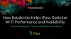How Databricks helps iPass optimize for performance and availability