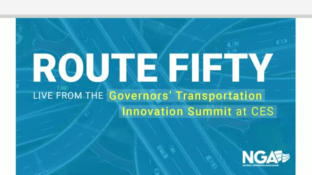 Governors' Transportation Innovation Summit