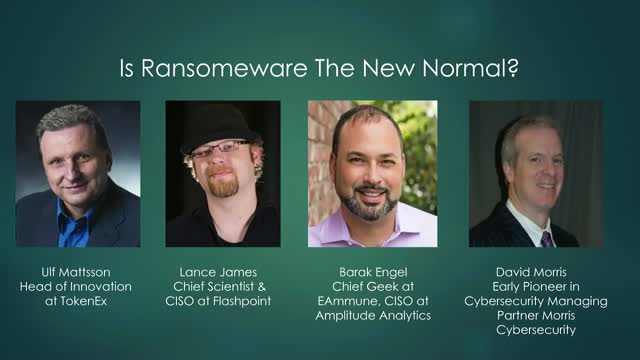 Is Ransomware the New Normal?
