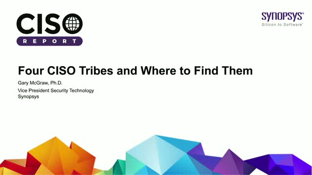Going Tribal With CISOs