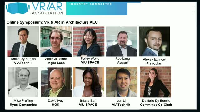 VR & AR in Architecture Engineering Construction AEC