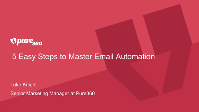5 Easy Steps to Master Email Automation