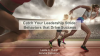 Catch Your Leadership Stride: Behaviors that Drive Success