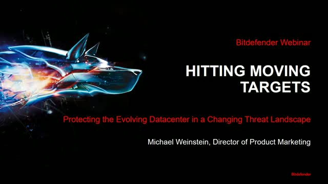 Hitting Moving Targets: Protecting the Evolving Data Center from Elusive Threats