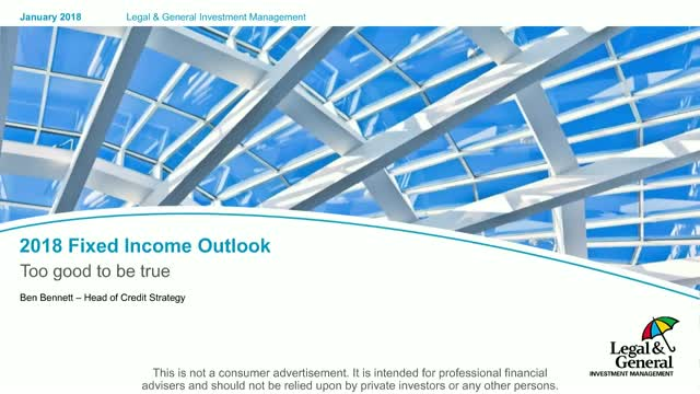 Q1 2018 Fixed Income Compass Webinar