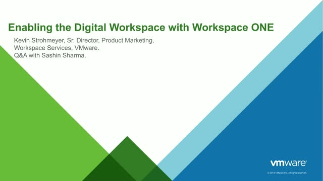 Computing in the Mobile Cloud Era: How to Enable the Digital Workplace