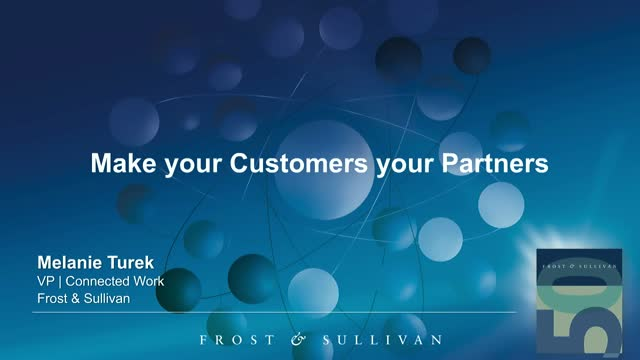 Make Your Customers Your Partners