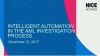 Intelligent Automation in the AML Investigation Process
