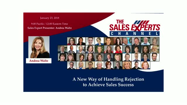 A New Way of Handling Rejection to Achieve Sales Success