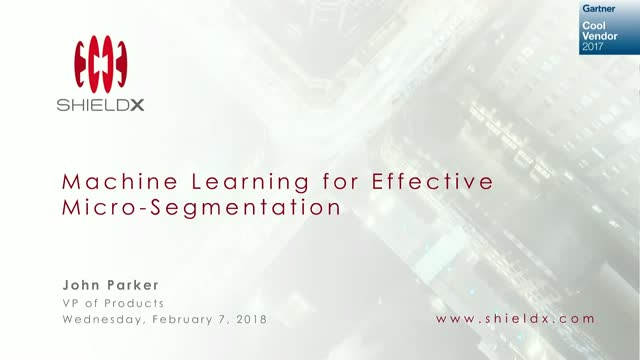 Episode II: Machine Learning for Effective Micro-Segmentation