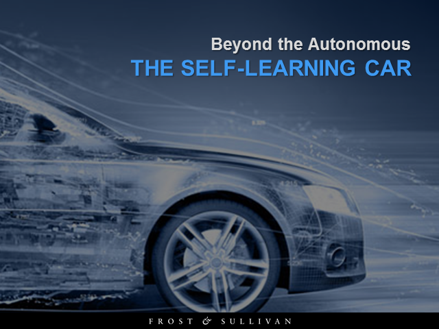 Self-learning Car to Accelerate the Autonomous Vehicle Roadmap