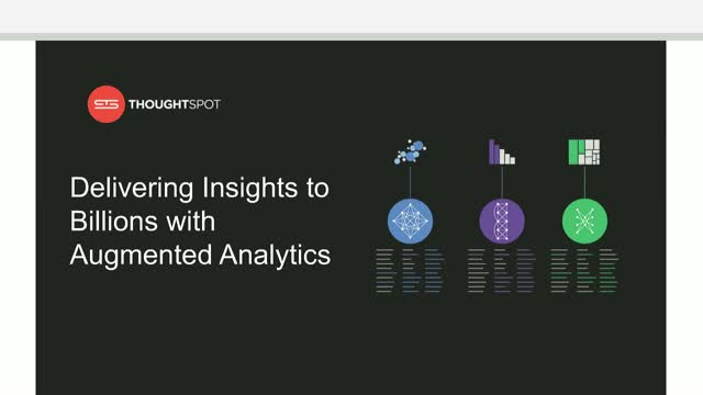Delivering Insights to Billions with Augmented Analytics