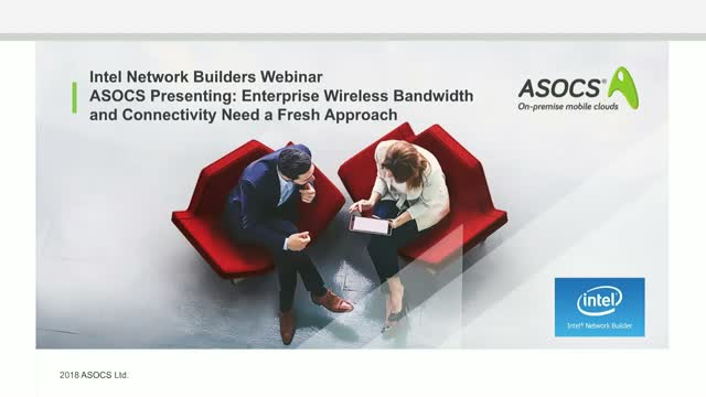 Enterprise Wireless Bandwidth and Connectivity Need a Fresh Approach