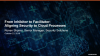 From Inhibitor to Facilitator: Aligning Security to Cloud Processes