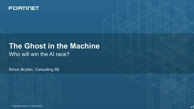 The Ghost in the Machine: Who Will Win the AI Race?