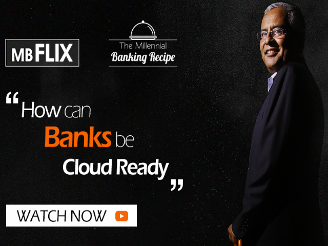 How Can Banks Be Cloud Ready - Banking Infrastructure for Millennials