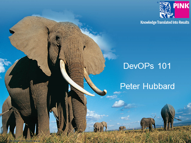 DevOps 101 – An Introduction.