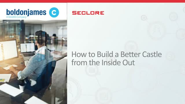 How to Build a Better Castle from the Inside Out