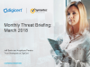 DigiCert Monthly Threat Briefing - March 2018 update