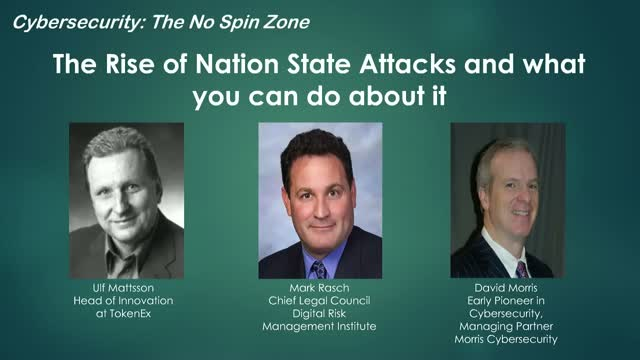 The Rise of Nation State Attacks and what you can do about it