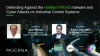 Defending Against HatMan Malware & Cyber Attacks on Industrial Control Systems