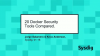 20 Docker Security Tools Compared