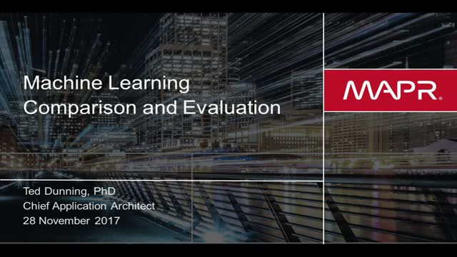 Machine Learning Workshop 2: Machine Learning Model Comparison & Evaluation