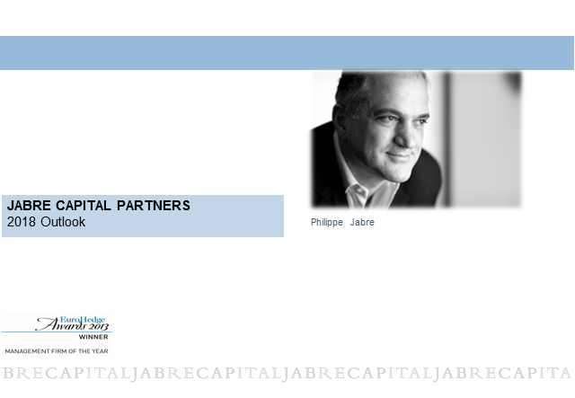 Jabre Capital Partners - Review and Outlook