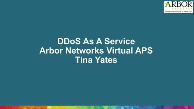 A world-leading DDoS solution for Service & Hosting Providers