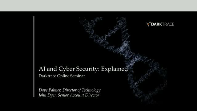 AI in Cyber Security: Explained