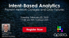 Intent-Based Analytics: Prevent Network Outages and Gray Failures