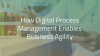 How Digital Process Management Enables Business Agility