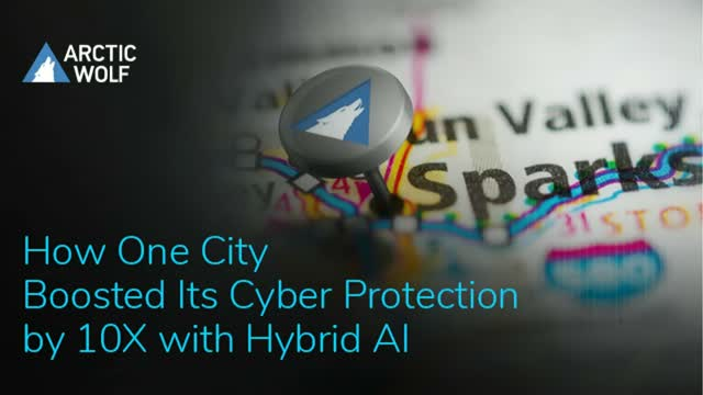 How One City Boosted Its Cyber Protection 10X with Hybrid AI