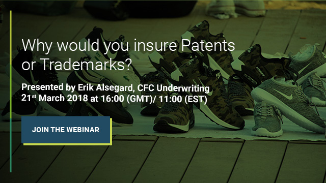 How can IP insurance lower risks in your business?