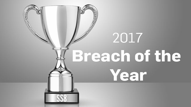 2017 Breach of the Year