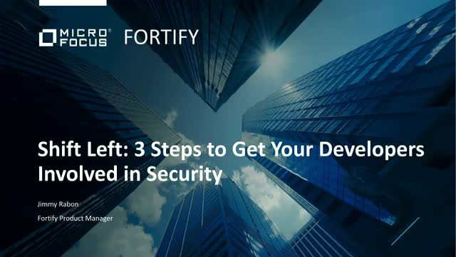 Shift Left: 3 Steps to Get Your Developers Involved in Security
