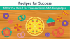 Recipes for Success: Skills You Need for Foundational ABM Campaigns