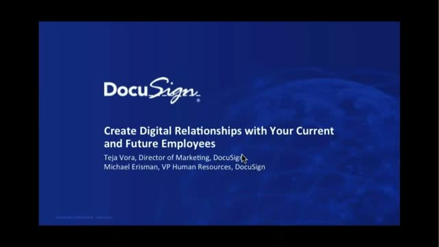 Create Digital Relationships with Your Current and Future Employees