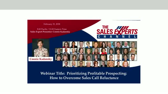 Prioritizing Profitable Prospecting:  How to Overcome Sales Call Reluctance