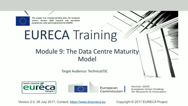 The Data Centre Maturity Model