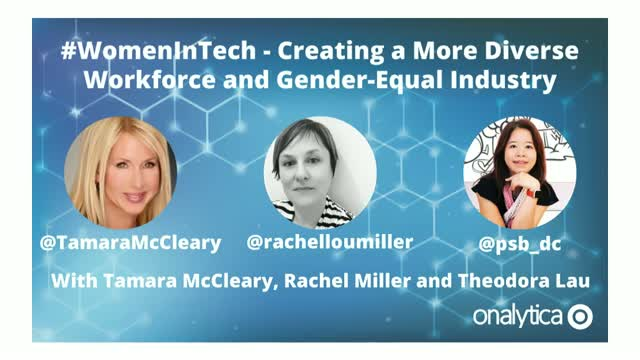Women In Tech: Creating a more gender-equal industry