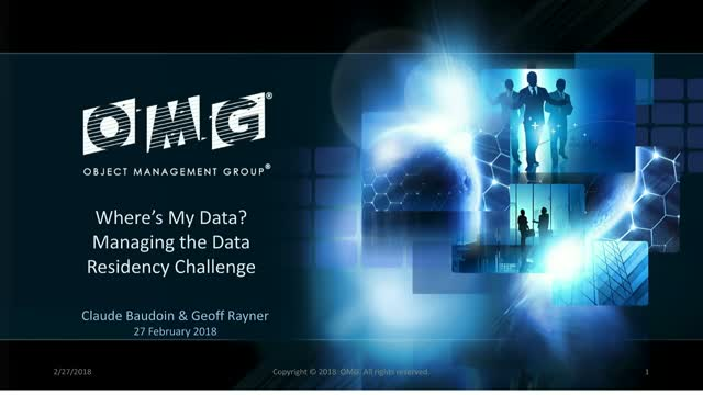 Where's My Data? Managing the Data Residency Challenge