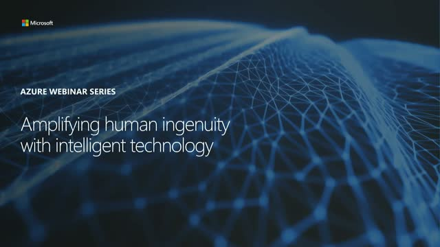 Amplifying Human Ingenuity with Intelligent Technology